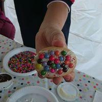 01/04/17 Kids Club - Rainbow cookies